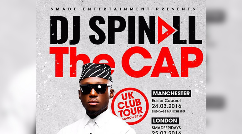 DJ Spinall Takes The UK With Club Tours