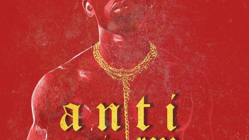 Cover art for Zamir's Anti with YCee
