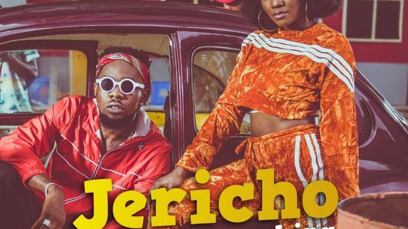 Simi and Patoranking In The Video For Jericho