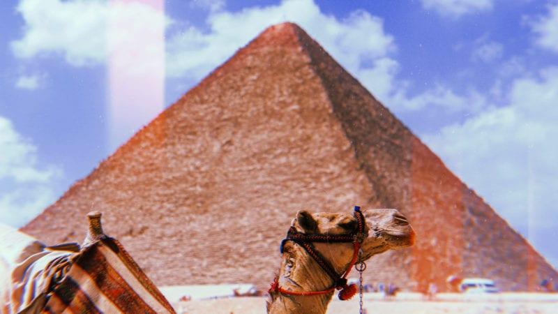 Garey Godson - Cairo