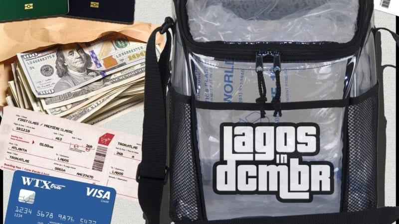 Lagos In DCMBR