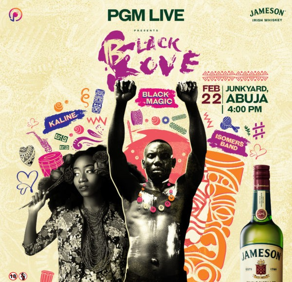 pgm live black love