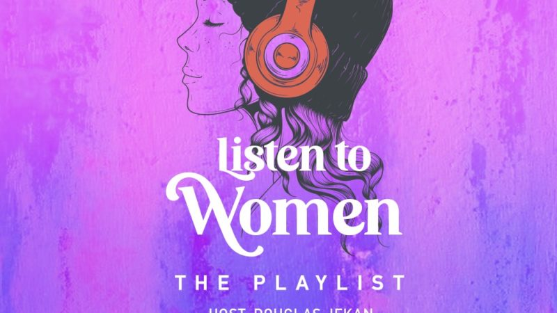 Pgm Radio Show Listen To Women Playlist