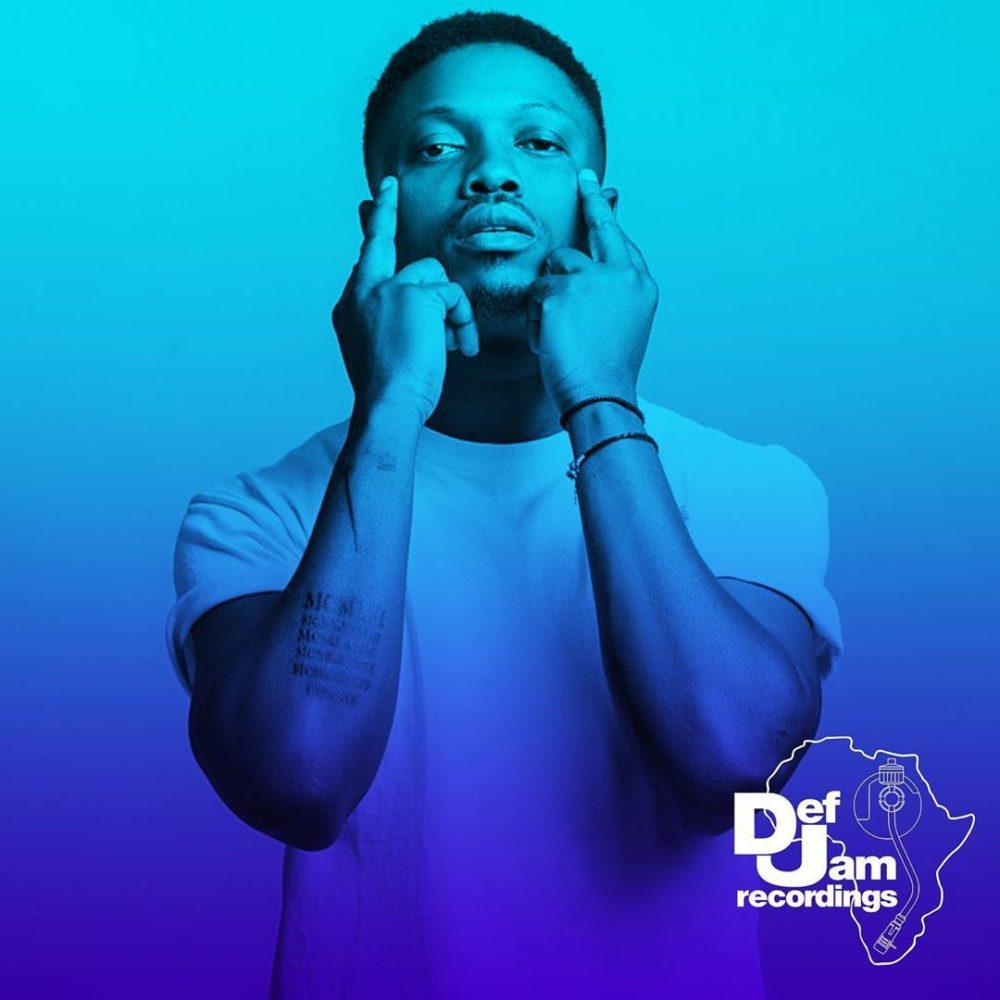 Def Jam Africa signee Vector (Instagram/umgnigeria)