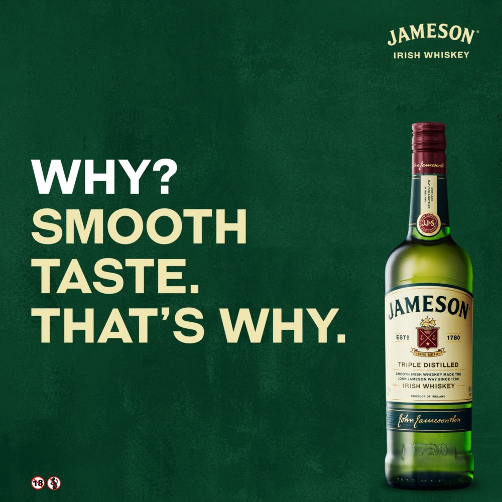 Jameson Original Kv