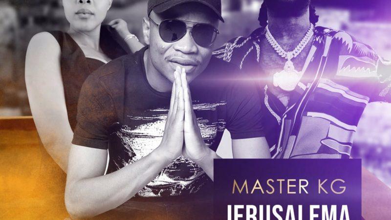 Master Kg Bruna Boy Nomcebo Jerusalema Remix