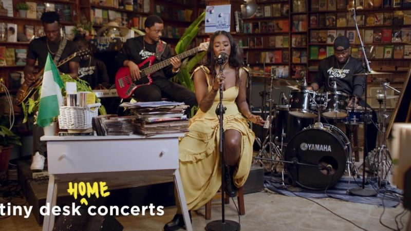 Tiwa Tiny Desk