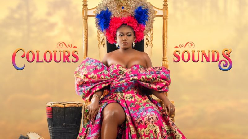 Niniola Colours & Sounds